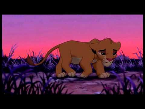 Simba, I'm very disappointed in you
