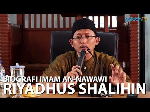 Kajian Kitab Riyadhus Shalihin 1: Biografi Imam An Nawawi & Bab Keikhlasan - Ustadz Badru Salam, Lc