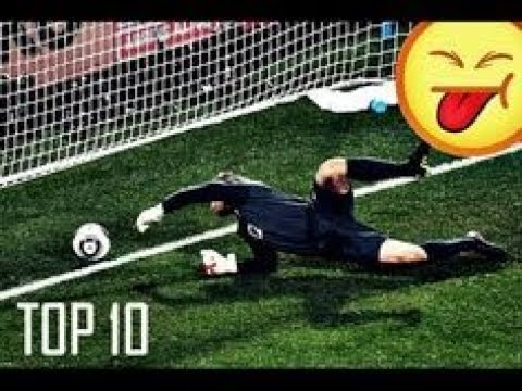 Most Funny Worst Goalkeeper Fails & Mistakes