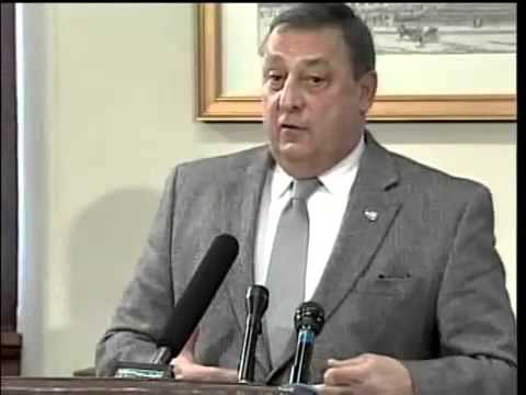 Paul LePage (R-Maine): BPA worst case Women with Little Beards (February 23, 2011)