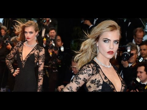 Cara Delevingne & More Fashion From Cannes Day 1 | Fashion Flash