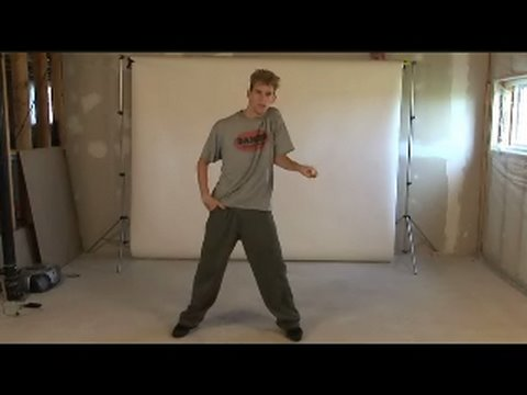 How To Dance: SexyBack by Justin Timberlake - from So You Think You Can Dance - SYTYCD (Wade Robson)