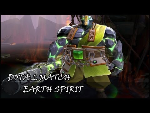 DOTA 2 with alan: Earth Spirit