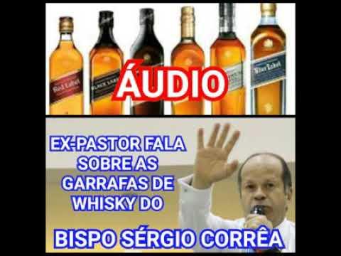 Veja o mau exemplo do bispo Sérgio Correia. Ele prefere whisky! thumbnail