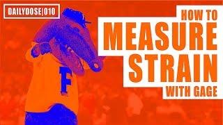 Download Lagu FE EXAM STATICS - MEASURING STRAIN WITH STRAIN GAGE | FE EXAM PRACTICE PROBLEM | DAILYDOSE 010 Gratis STAFABAND