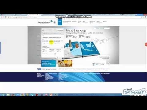 Cara Booking Tiket Garuda Tiket Promo Garuda Nextg Travel 085785524862