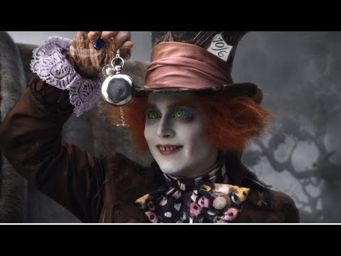 Johnny Depp To Return In ALICE IN WONDERLAND 2? - AMC Movie News How To Save Money And Do It Yourself!