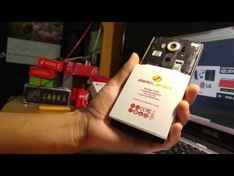 Trên tay quả pin dung lượng cao ZEROLEMON cho LG V10