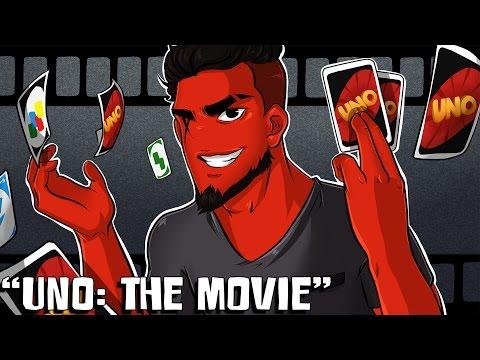 """UNO: The Movie"" (Starring CaRtOoNz,  H2O Delirious, Ohmwrecker, & Bryce)"