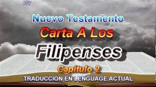 Carta A Los Filipenses - Traducción Lenguage Actual