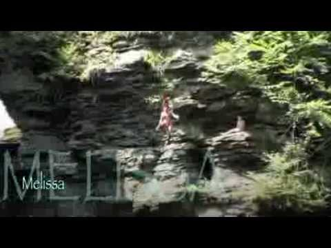 cliff jumping in poconos