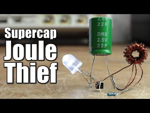 Supercapacitor Joule Thief.mp3