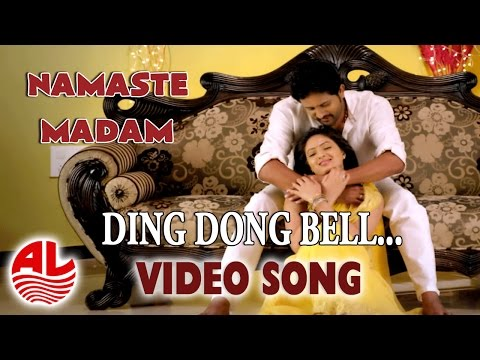Namaste Madam    Ding Dong Bell    Latest Kannada    HD