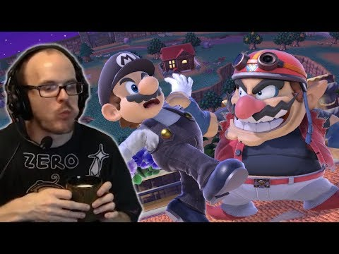 "Download Lagu  ""I'm so hungry I could eat a Mario"" - Mew2King Smash Ultimate Highlights feat. Dark Wizzy Mp3 Free"