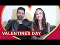 Aamir Ali & Sanjeeda Sheikh Share Their RELATIONSHIP Secrets | Valentines Day Special