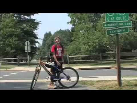 view League of American Bicyclists video