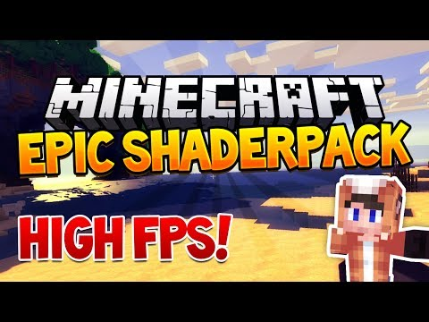 Minecraft 1.7.5 / 1.7.9 / 1.8 Best Minecraft Shader Pack / Mod   High FPS and No Lag!   RuxPlay