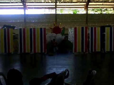 Binatbatan Festival 2013 Isnhs(rehearsal) video