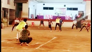 George Kalyan Vs Bluestar Vikhroli - Arunodaya Chashak 2018 (Bhandup)