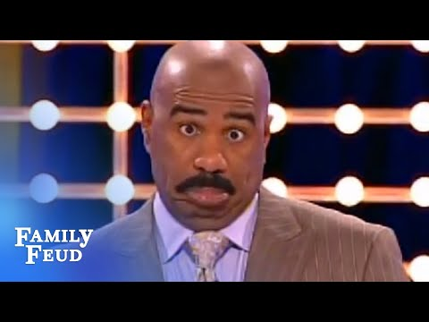 Naked Grandma! - Family Feud