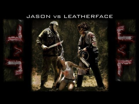 Jason Voorhees vs Leatherface (2010) Horror Fan Film directed by Trent Duncan streaming vf