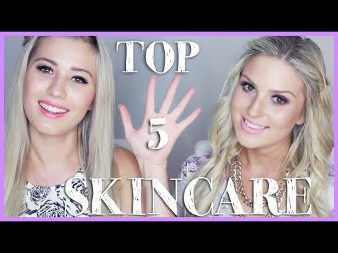 Top 5 Skincare Products! ♡ ft Karissa Pukas!