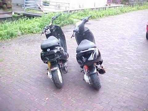 Piaggio Zip Sp. Scooter Piaggio Zip Sp Malossi