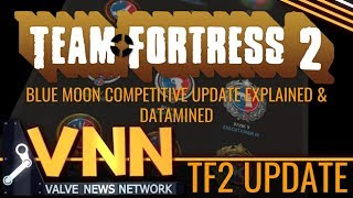 TF2's Blue Moon Comp Update Explained & Mined