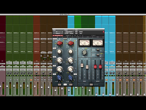 Scheps 73 EQ Plugin Tutorial