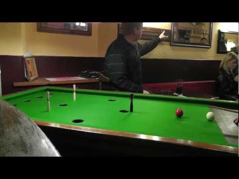 Guernsey Bar Billiards KO Pairs Final 2012 - Game 1 [Part 1]