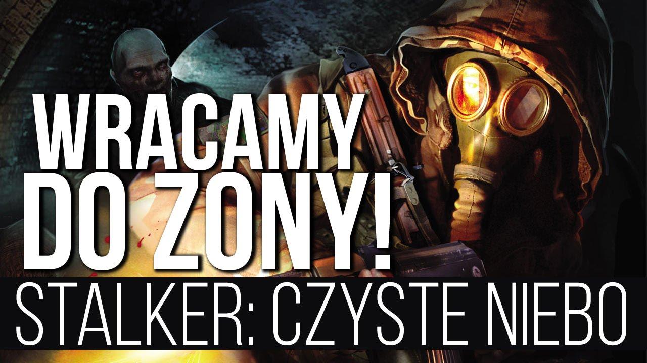 Survival w Czarnobylu! Wracamy do gry STALKER: Czyste Niebo [tvgry.pl]