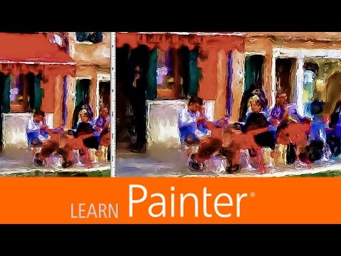 Painter - Auto-Painting Magic with Painter Master Marilyn Sholin