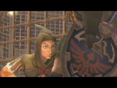 "The Legend of Zelda: Twilight Princess - Part 81: ""Clawshotting games!"""