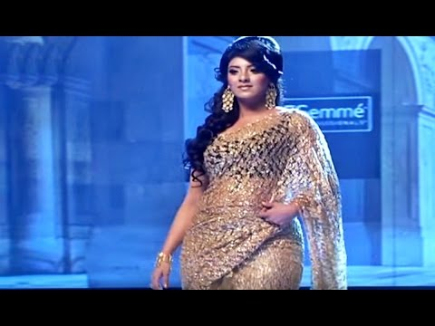 Bridal Fashion Show of Model & Actress Sadia Islam Mou by Zahid Khan Makeover thumbnail