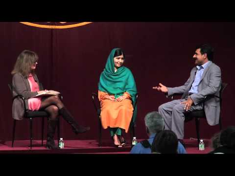 A Conversation with Malala Yousafzai