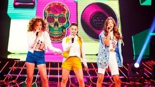 ישראל X Factor - עונה 2 פרק 22 שלב ה-LIVE: הביצוע של להקת Close-Up