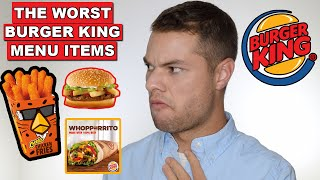 Cheetos Chicken Fries & More Burger King Fast Food Fails - Advertisements Explained