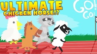 TROLLING YOUR FRIENDS IS TOO MUCH FUN - ULTIMATE CHICKEN HORSE