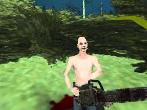 Gta San Andreas - La Leyenda de Leatherface- The Movie