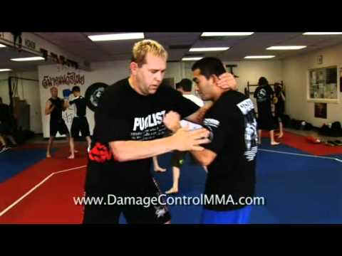MMA Striking Techniques: Erik Paulson's Short Shots Image 1