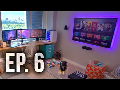 Room Tour Project 6 Ft. SrgntBallistic - Best Gaming Setups & Battlestations