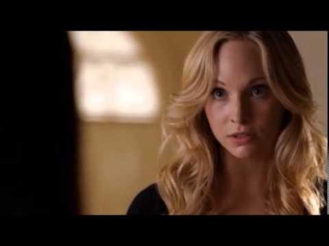 The vampire diaries- 4x02 Caroline le enseña a Elena como ser un vampiro (español latino)