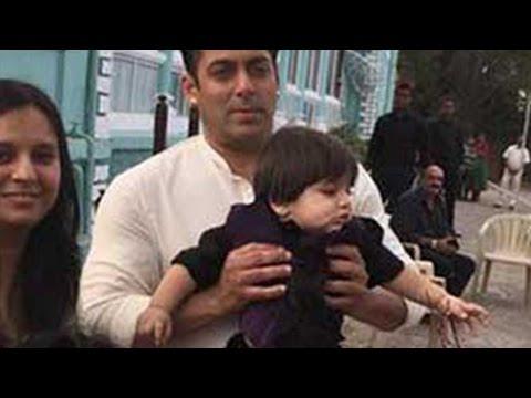 Salman Khan's Surprise For His Little Junior Fans!