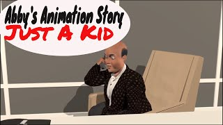 Abby Hightower - You're Just A Kid   Good Story For Kids   Episode 8
