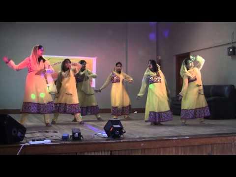 BIMA Beauties dance 2013 Onam - Kizhakku Pookum