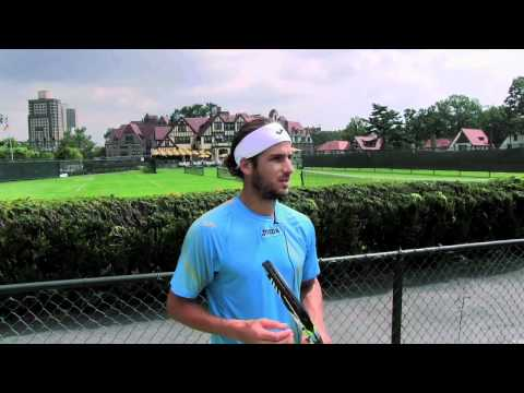 Feliciano Lopez answers stupid questions