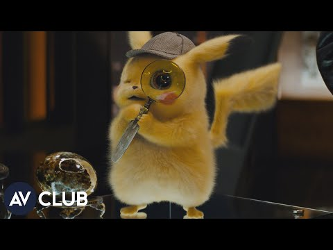 Detective Pikachu Director Rob Letterman On Bringing The World Of Pokémon To Life