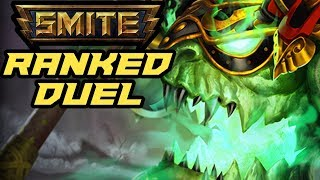 A CLASSIC MATCH UP (Xing Tian vs Hou Yi) - Smite S6 Ranked Duel Ep.33