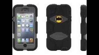 Survivor for iPhone 5&5s Justice League Batman