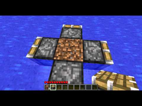 Watch Minecraft - Pistons Glitch - 1.7.01